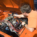 Learn how you can restore classic cars at the community colleges of Nebraska
