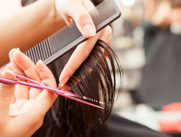 Be a hairdresser at the community colleges of Nebraska