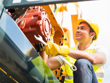 Learn to fix Deere Construction and Forest Equipment at the Community Colleges of Nebraska