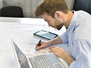 Learn drafting and design technology at the community colleges of Nebraska