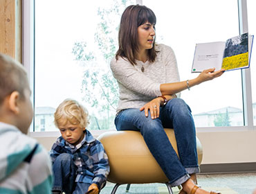 Get certified in Early Childhood Education at the Community Colleges of Nebraska